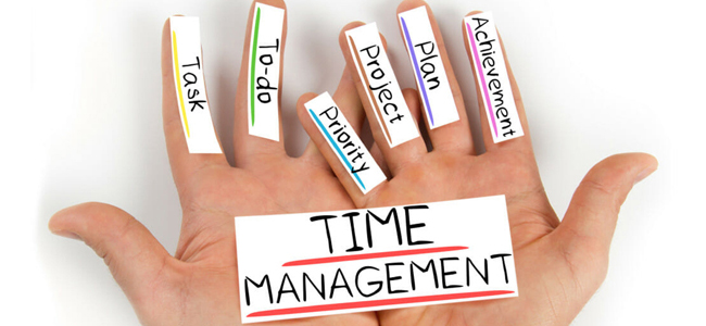 Time Management for Students: Part 1
